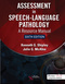 Assessment in Speech-Language Pathology, A Resource Manual