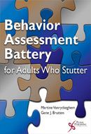Behavior Assessment Battery, for Adults Who Stutter