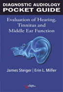 Diagnostic Audiology Pocket Guide: Evaluation of Hearing, Tinnitus, and Middle Ear Function